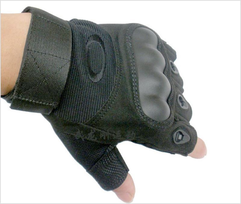 Перчатки тактические (черные, олива)