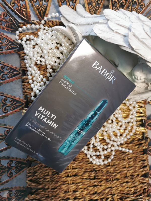 Babor multi-vitamin repair ampoule concentrate  сыворотка в ап...