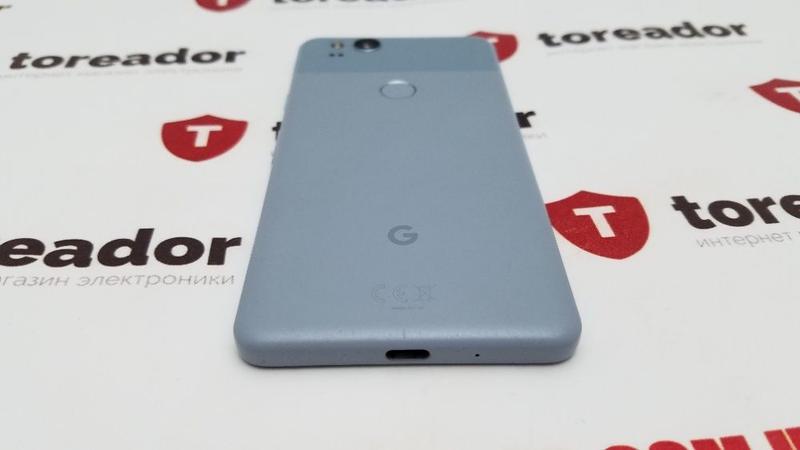 Google Pixel 2 64 gb Blue ідеал Оригінал зі США Неверлок - Фото 5