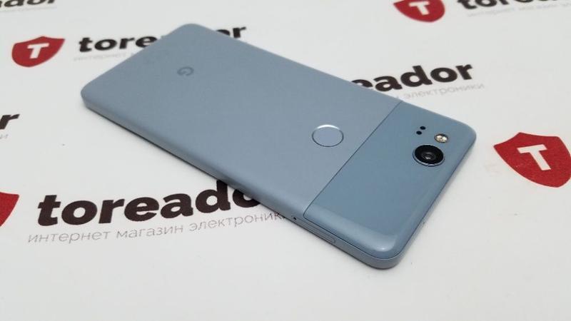 Google Pixel 2 64 gb Blue ідеал Оригінал зі США Неверлок - Фото 6