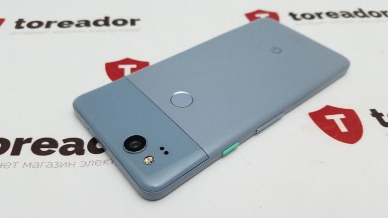 Google Pixel 2 64 gb Blue ідеал Оригінал зі США Неверлок - Фото 7