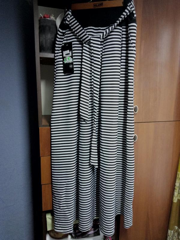 Довга спідниця в лінію/длинная юбка в линию
