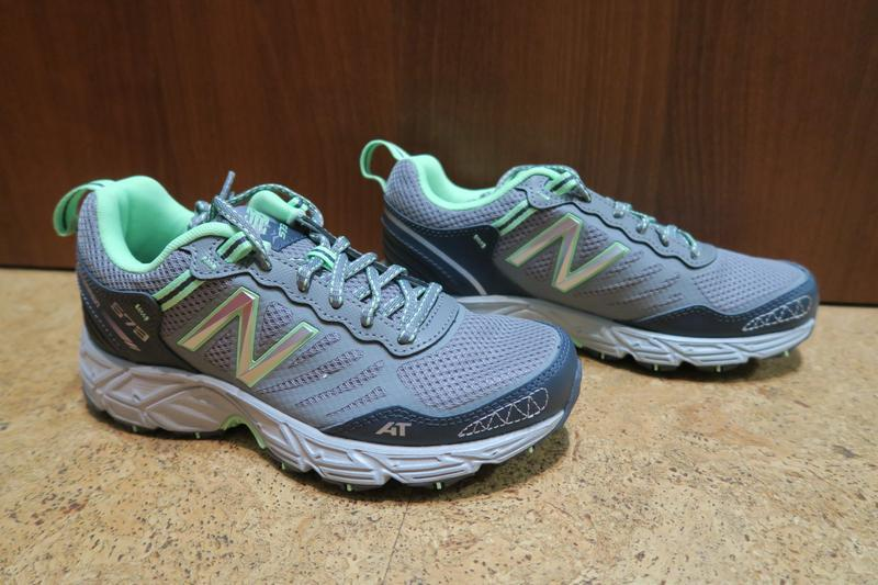 New balance 573v3 trail кроссовки для бега, стелька 24,5 см, с...