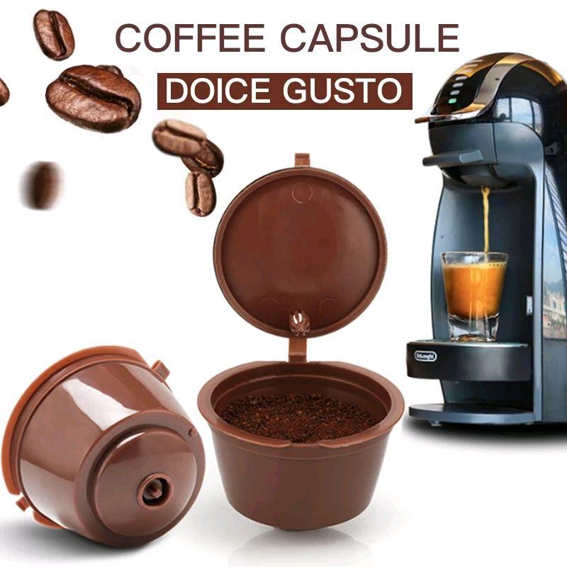 Многоразовые капсулы для кофе машин.  Капсула Dolce gusto