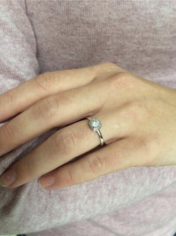 Кольцо серебро 925 лк0112