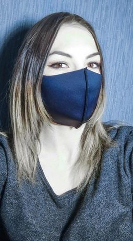 Акция! Многоразовая маска Pitta, маска-пита, питта, неопрен. Л... - Фото 3