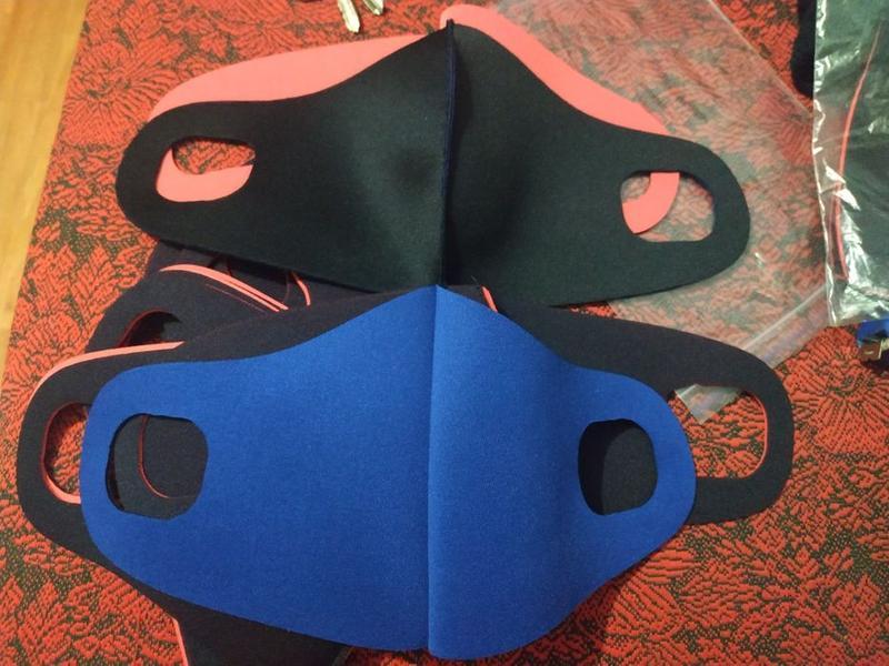 Акция! Многоразовая маска Pitta, маска-пита, питта, неопрен. Л... - Фото 7
