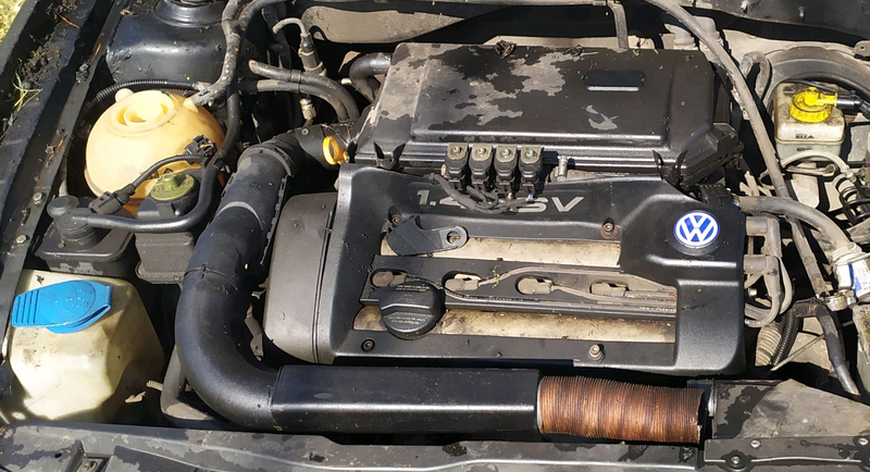 Двигатель 1.4 16v BCA