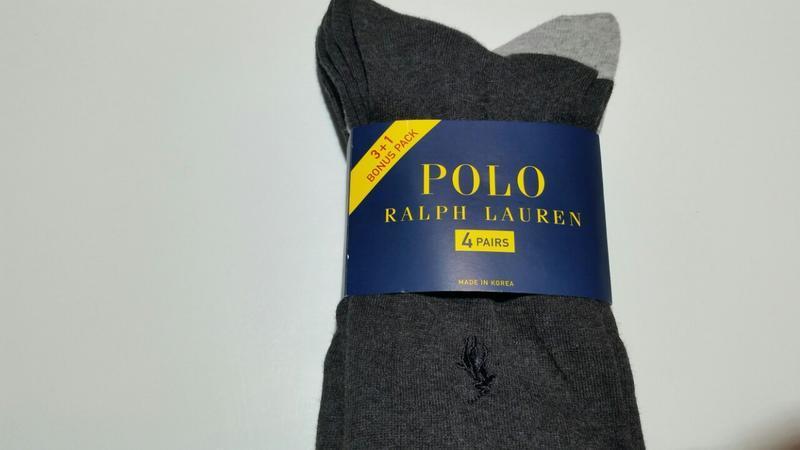 Polo ralph lauren гольфы оригинал сша