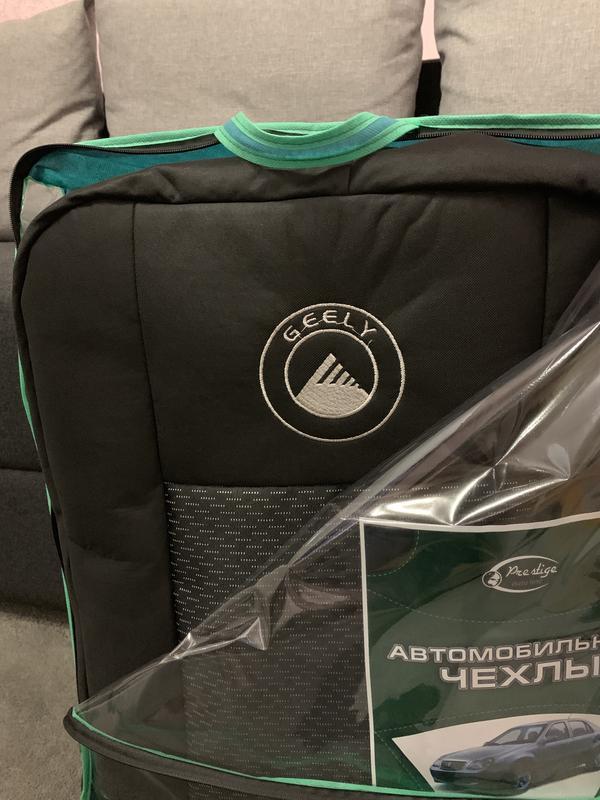 Авточехлы Prestige на сиденья Geely CK - новый комплект - Фото 2