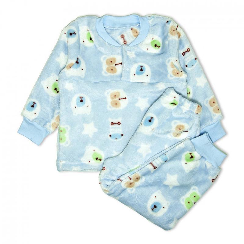 Теплая детская пижама / дитяча піжама / велсофт