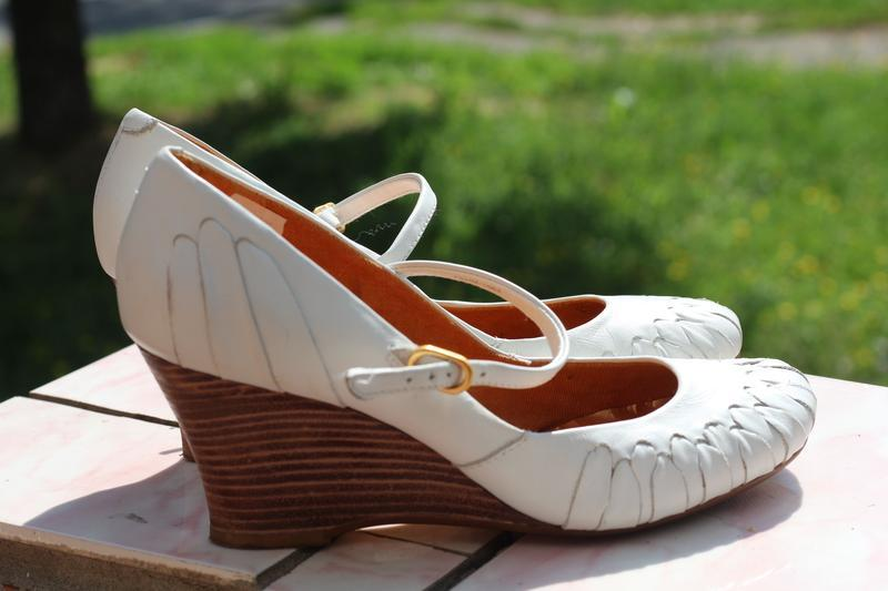 Кожаные туфли bronx 36-37. бразилия - Фото 2