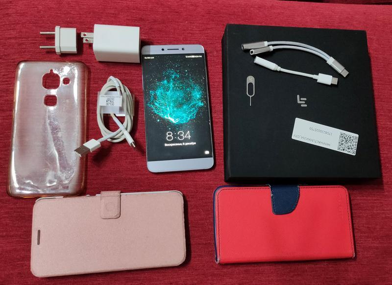 Смартфон LeEco Le Max 2 4/64 GB + подарок