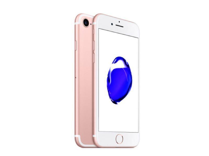 IPhone 7 128GB Rose Gold нет сети - Фото 2