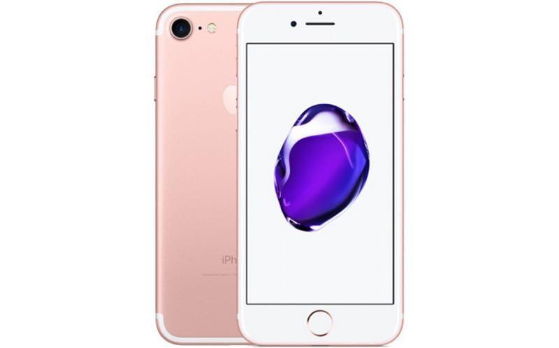 IPhone 7 128GB Rose Gold нет сети
