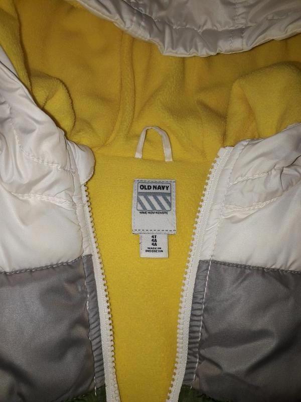 Детская куртка демисезонная Old Navy - Фото 2