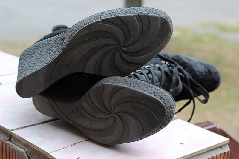Шикарные зимние сапоги 39-40 graceland оригинал - Фото 4