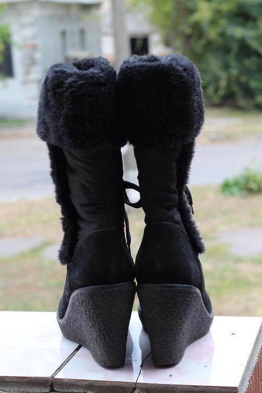Шикарные зимние сапоги 39-40 graceland оригинал - Фото 6