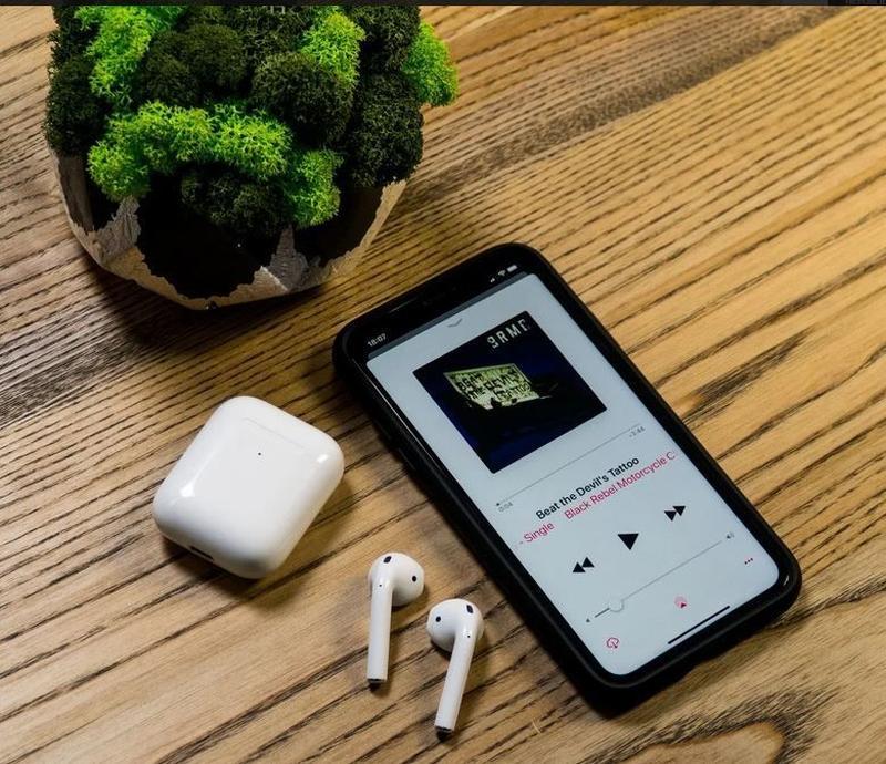 Apple AirPods 2 - 2019 MV7N2. Новые! Оригинал! Запечатанные! Г...
