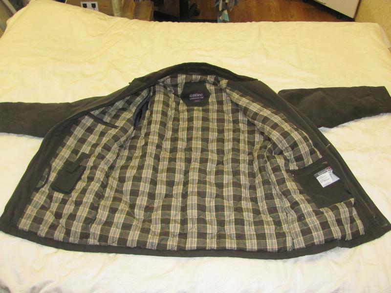 Мужская зимняя куртка - Фото 5