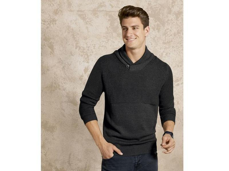 Джемпер пуловер мужской livergy германия р. м 48-50