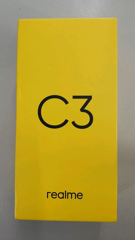 "Realme C3, экран 6.5"", NFC, 5000mAh, 3/64Gb, Android 10 - Фото 7"