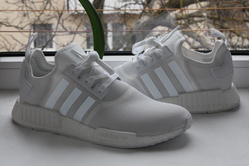 Кроссовки adidas nmd r1 limited edition eqt support ultra boos...