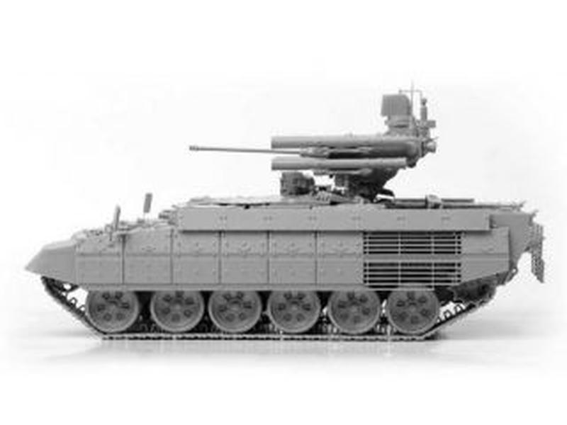Сборная модель 1:35 БМПТ 'Терминатор', Звезда 3636 - Фото 2