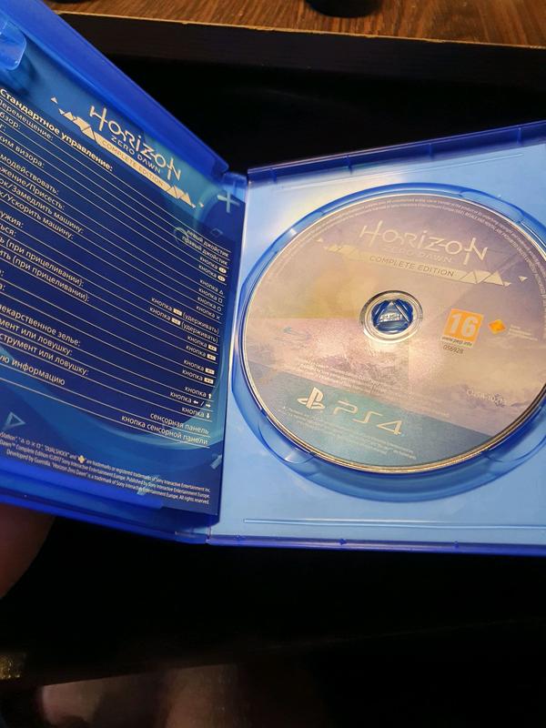 Диски ps 4 Horizon,Gran turismo,Uncharted 4,Robinson VR - Фото 3