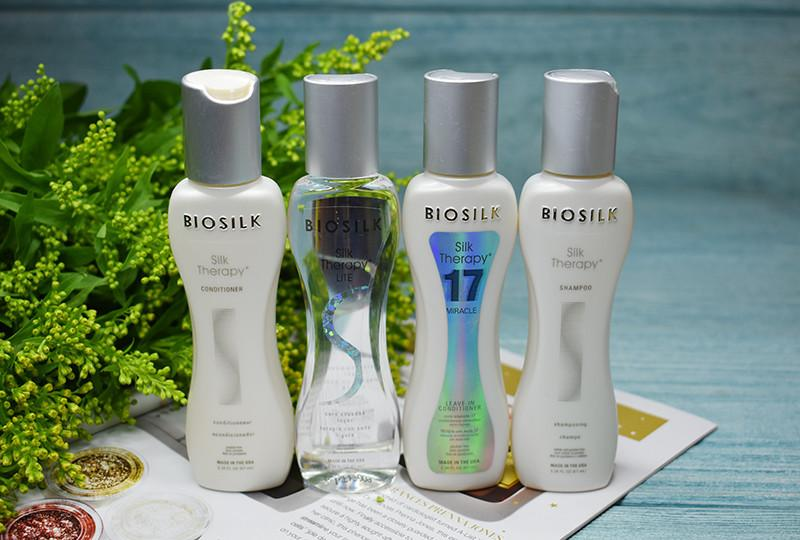 BioSilk Silk Therapy Travel KIT | Дорожный набор Шелковая Терапия - Фото 3