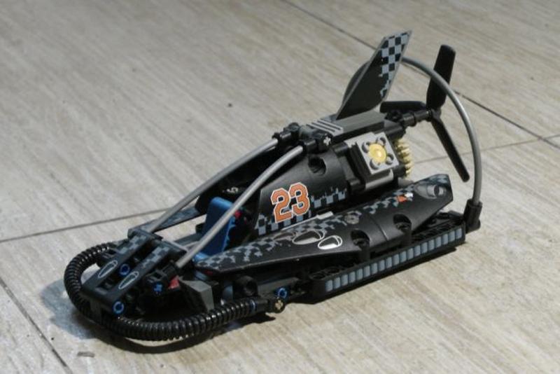 Lego Technic 42002 самолёт/катер
