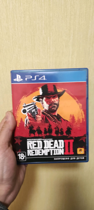 Red dead redemtion 2 ps4 рус.субтитры.