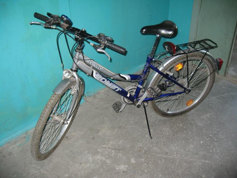 """Велосипед Arkus Romet 24""""(D) Польша в хорошем состоянии"""
