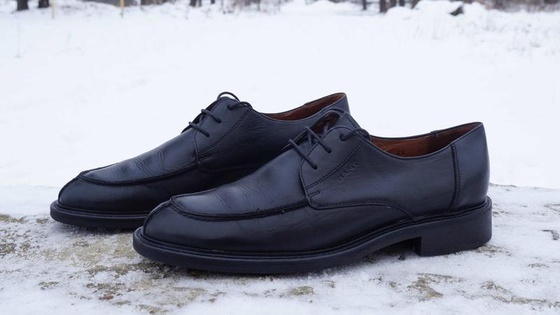 Чоловічі туфлі, броги бренду gant