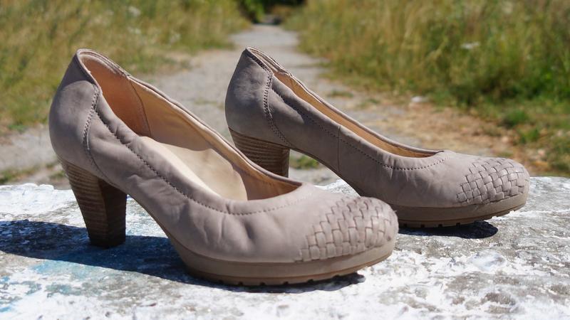 Жіночі шкіряні туфлі hogl - Фото 2