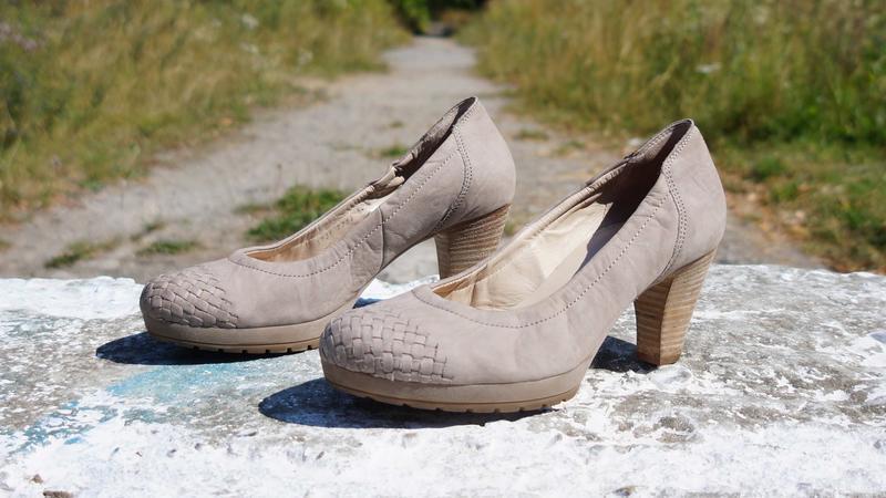 Жіночі шкіряні туфлі hogl - Фото 6