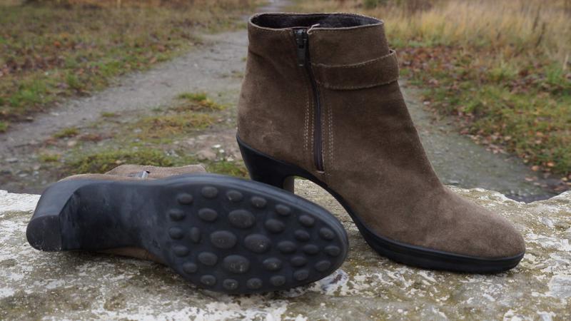 Замшеві черевички bagatt - Фото 3