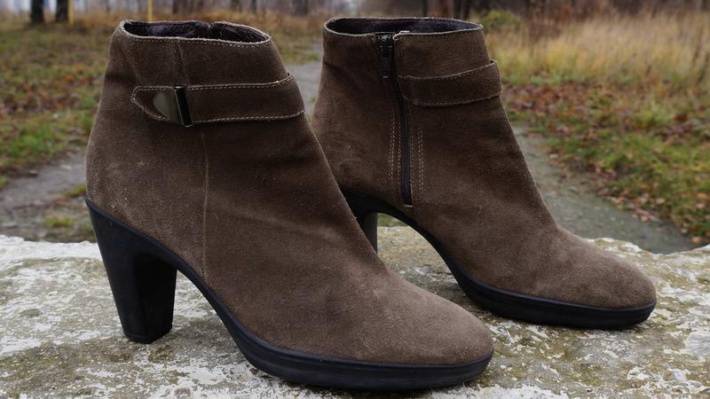 Замшеві черевички bagatt - Фото 4