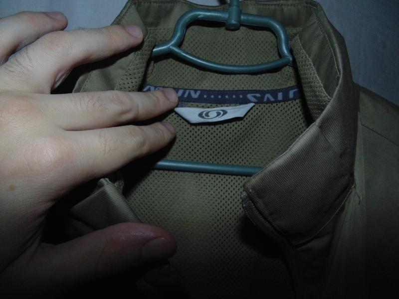 Куртка осень salomon оригинал - Фото 5