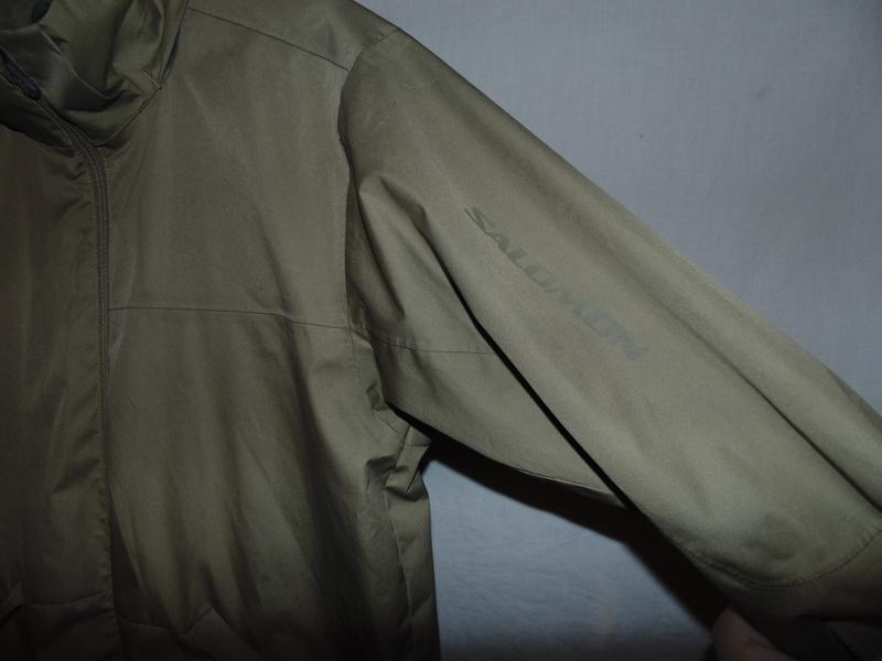 Куртка осень salomon оригинал - Фото 8