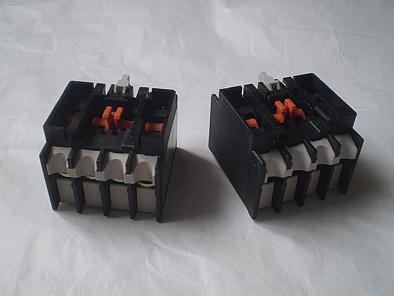 Блок доп. контактов LA1-DN31