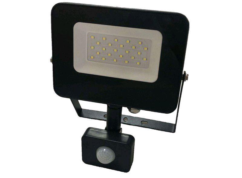 Светодиодный прожектор Luxel 220-240V 30W IP65 (LED-LPES-30C 30W)