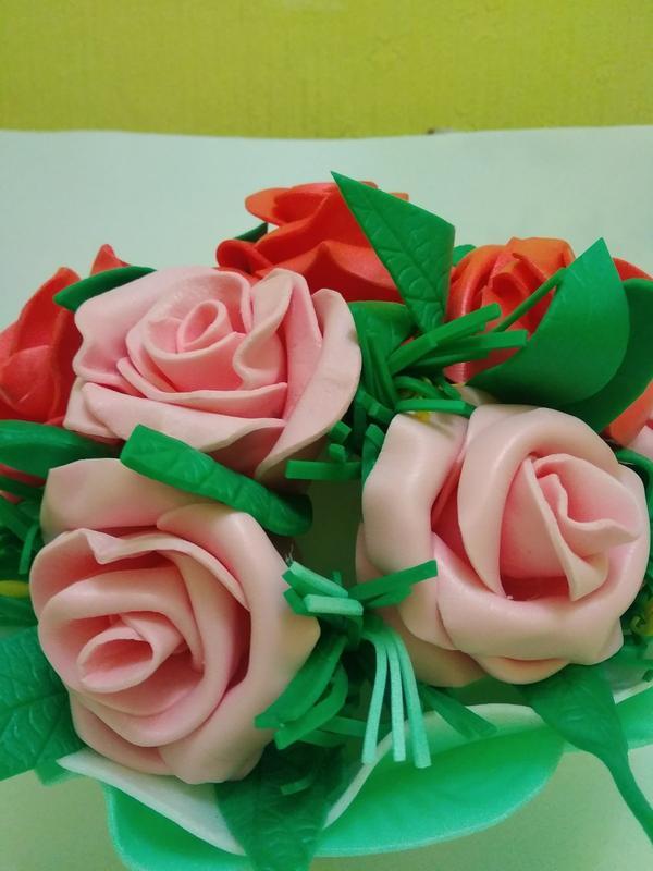 Ночник - букет цветов - Фото 2