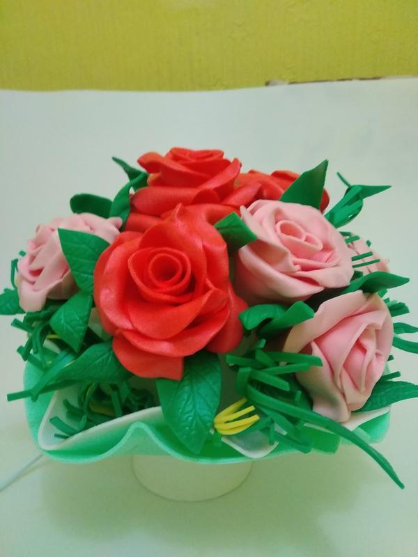 Ночник - букет цветов