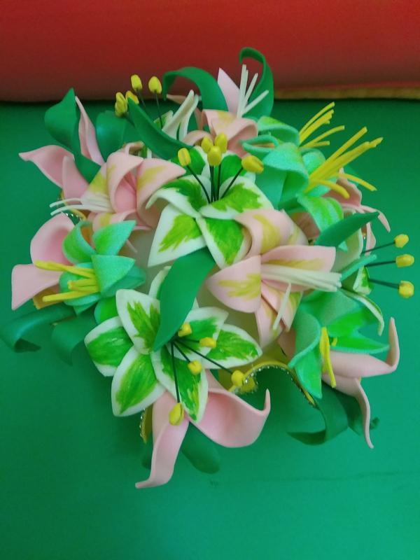 Ночник - букет цветов - Фото 6