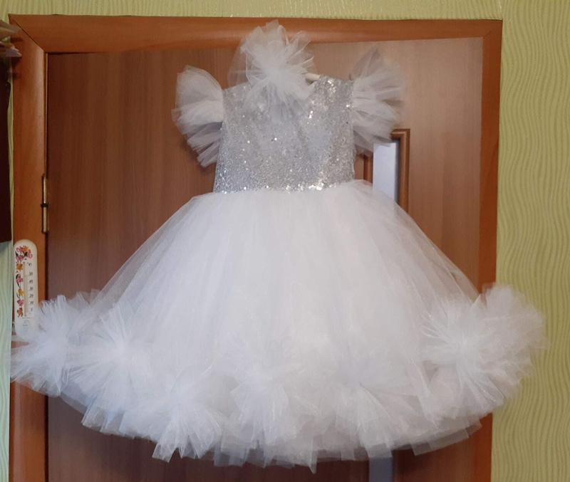 Платье детское нарядное праздничное для девочек