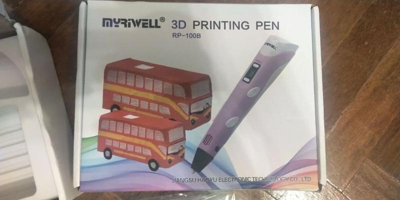 Оригинал 3Д ручка Myriwell RP-100B , 3d pen новый