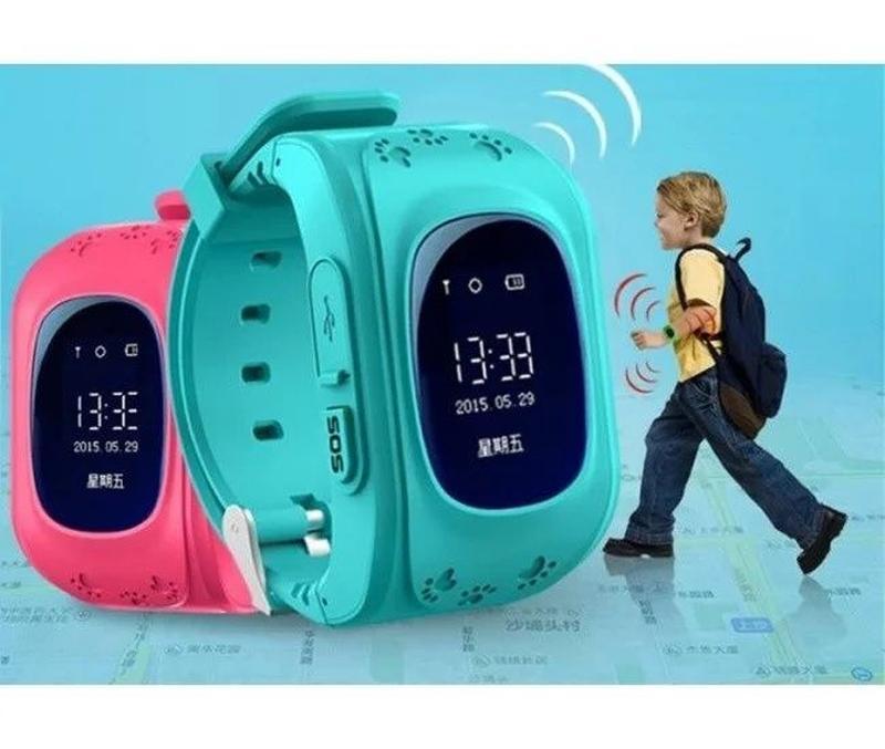 Детские часы с GPS-треккером