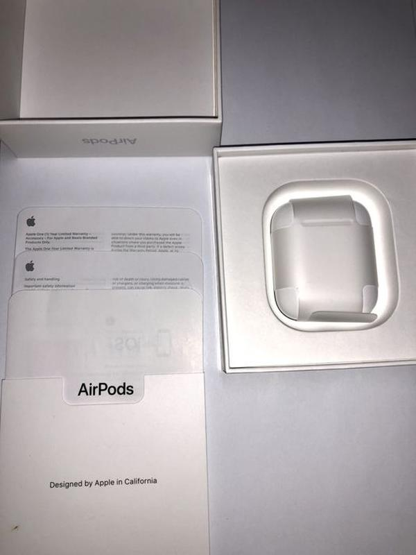 Apple AirPods 2 - Фото 4