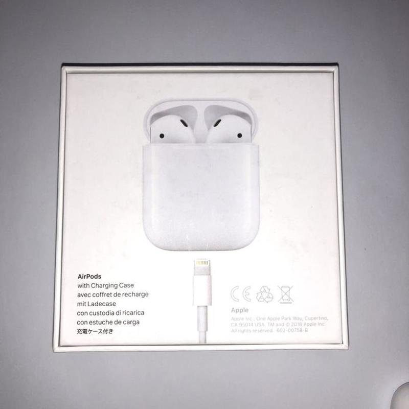 Apple AirPods 2 - Фото 5
